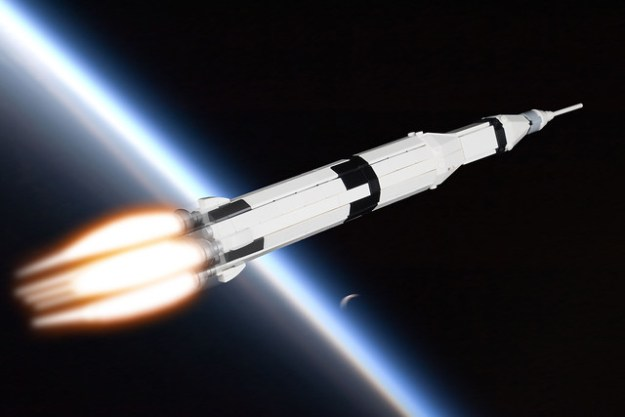 Mini Saturn V