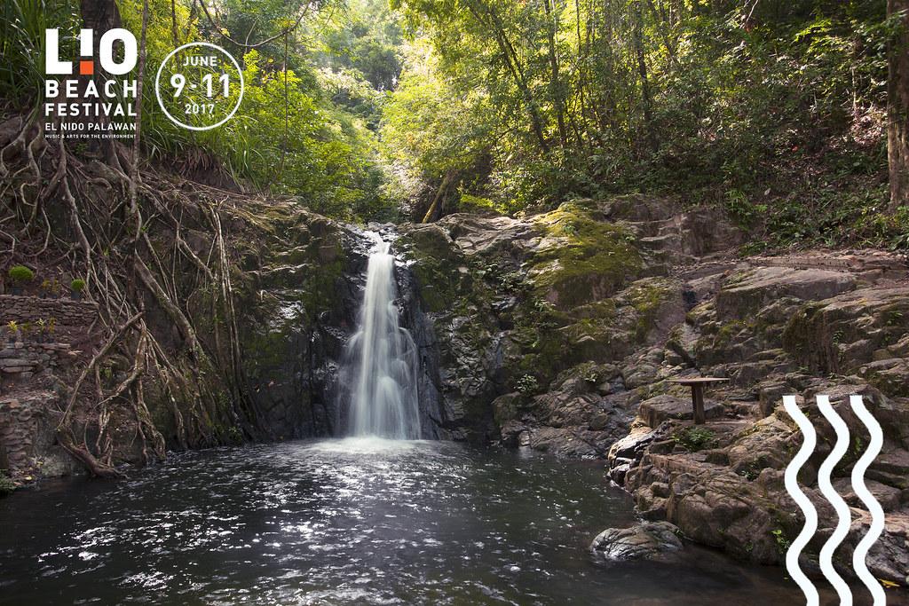 Lio Waterfalls