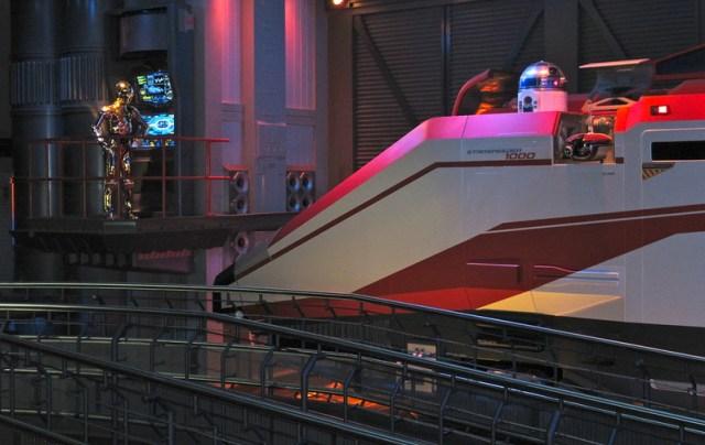 Star Tours, Disneyland Paris 25th anniversary