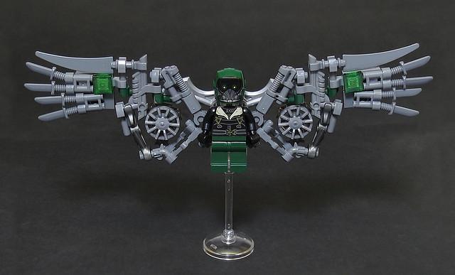 Spider-Man Homecoming LEGO Vautour (Vulture)