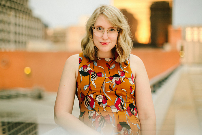 austin style blogger writes like a girl floral mustard dress10