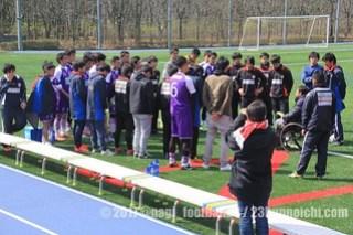 2016/3/21 東京23FC vs 日本大学