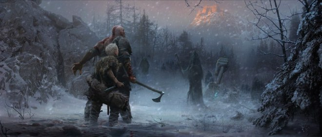 God of War: Defining the Norse Direction