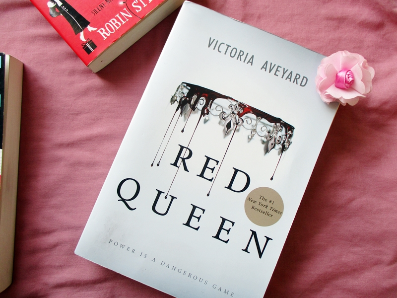 Red Queen by Victoria Aveyard | Hola Darla