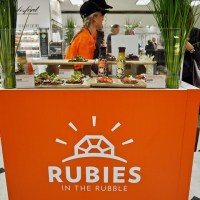 Rubies in the Rubble Surplus Food Pop Up in Selfridges