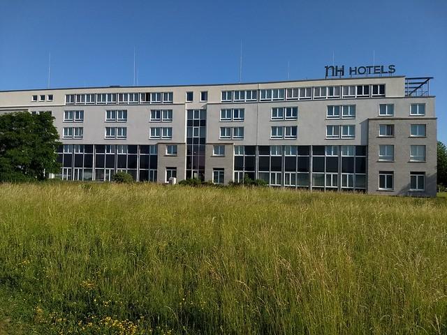 nh Hotel Leipzig Messe