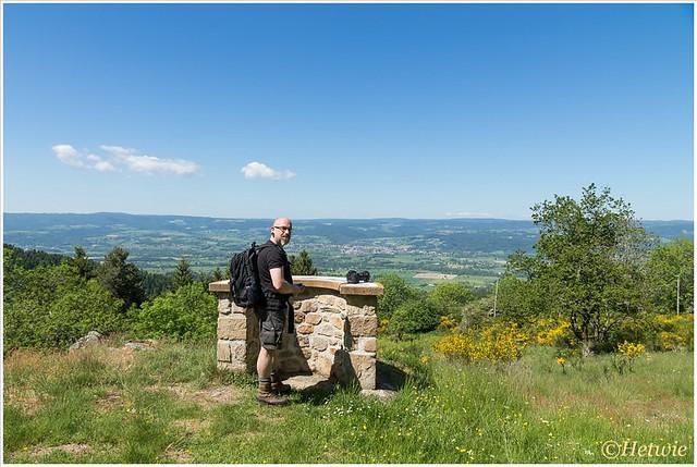 Uitzicht la Fayolle