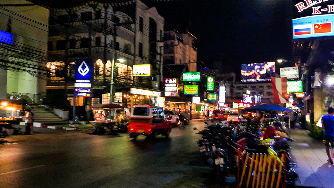 Phuket | Street Food, Night Markets, and Bangla Road