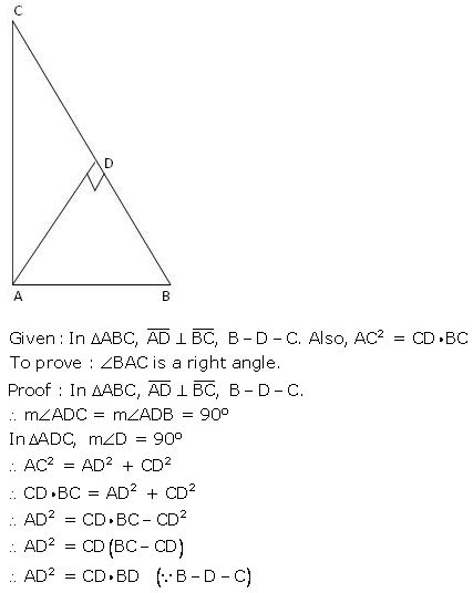 gseb-solutions-for-class-10-mathematics-similarity-and-the-theorem-of-pythagoras-ex(7)-4.1