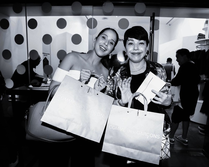 Maxene and Pia Magalona