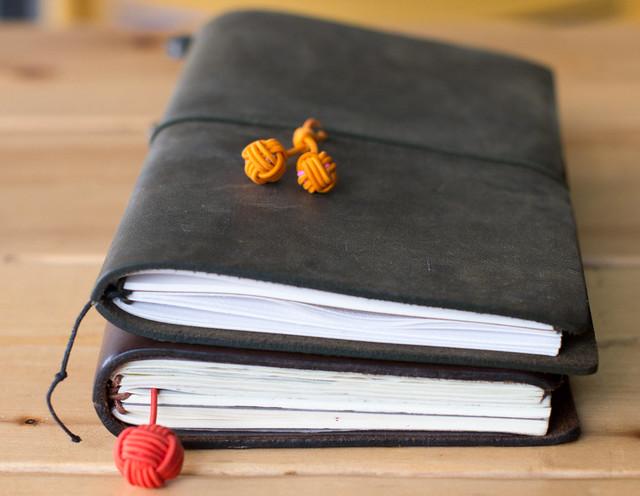 Traveler's Notebook Olive