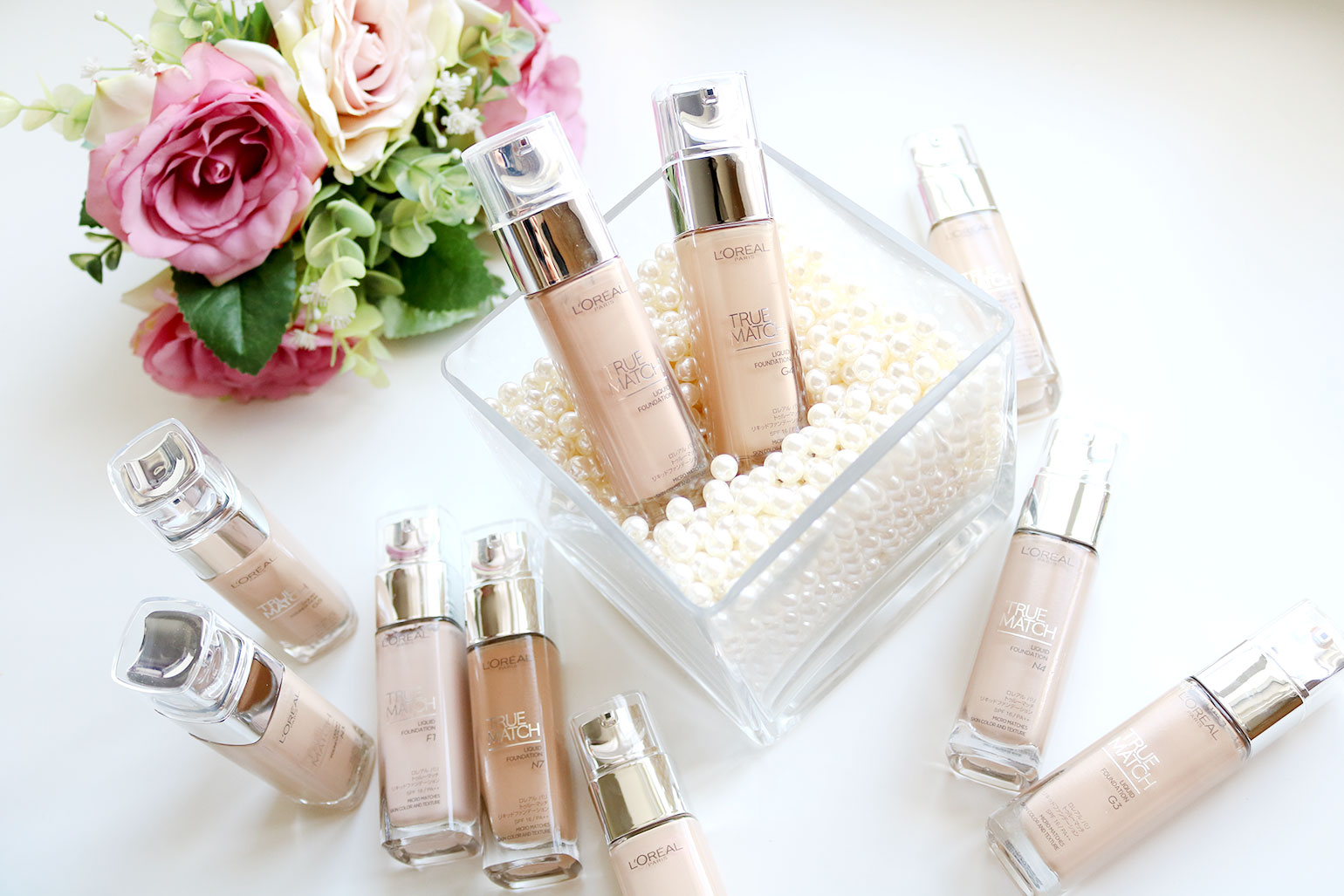1 Loreal True Match Natural Finish Foundation Review and Swatches - She Sings Beauty by Gen-zel
