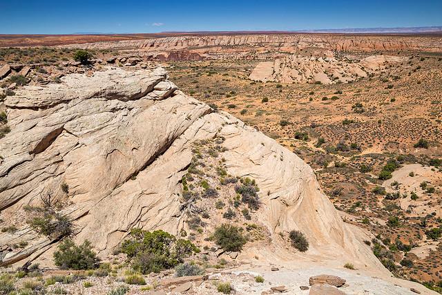 Sugarloaf Butte Summit View