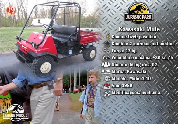 29 Kawasaki Mule