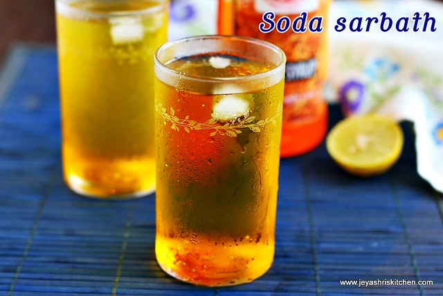 Soda- sarbath
