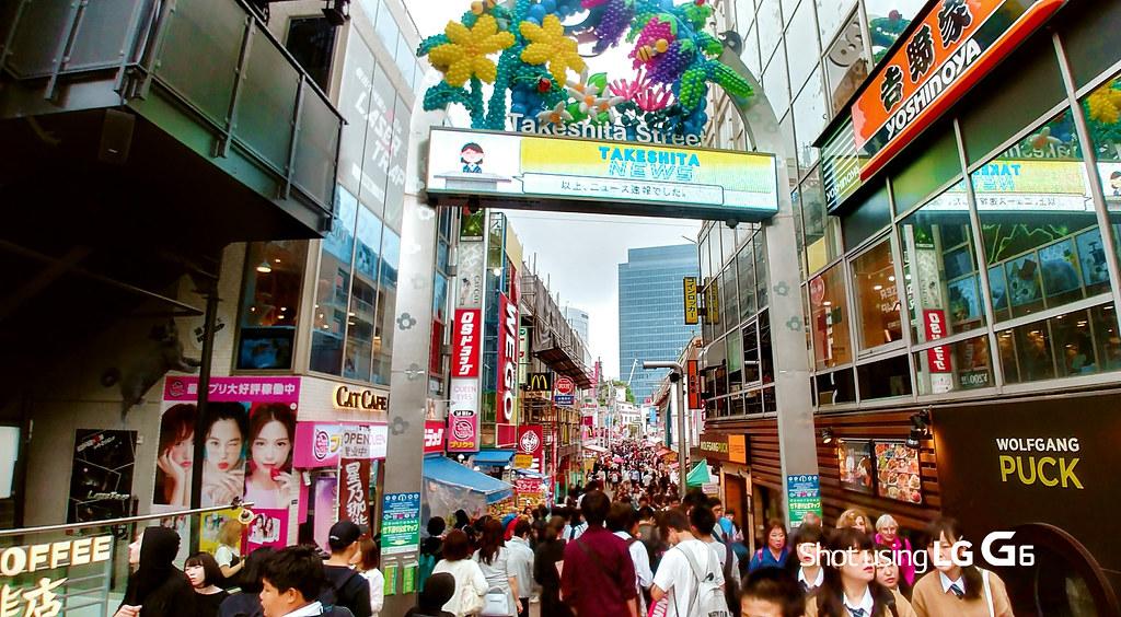 Takeshita Street Harajuku_