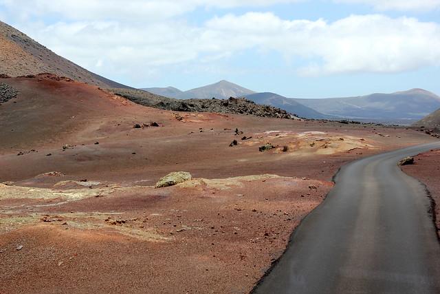 Parque Nacional de Timanfaya Lanzarote