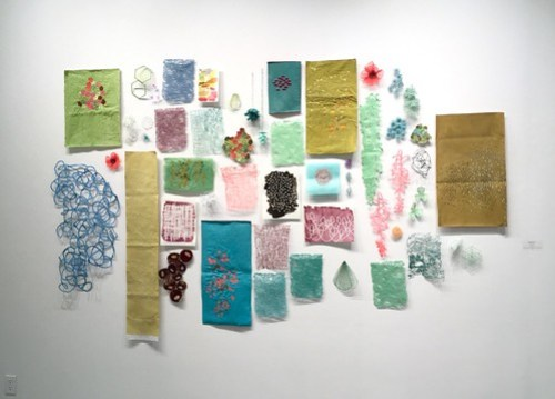 Amanda McCavour at Cityscape Gallery - Means of Production