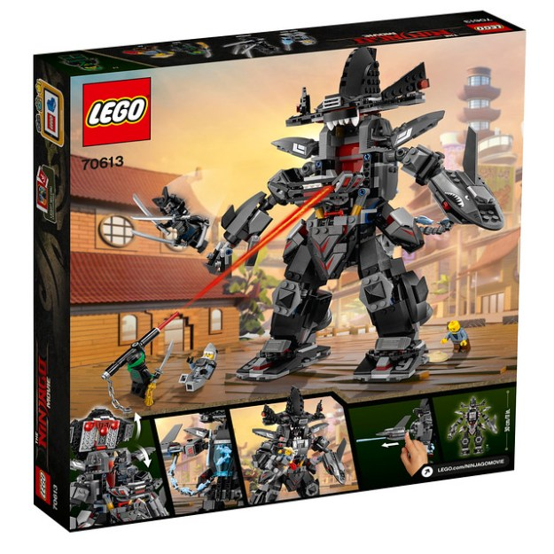 LEGO reveals more pictures for upcoming The LEGO Ninjago Movie sets [News] | The Brothers Brick ...