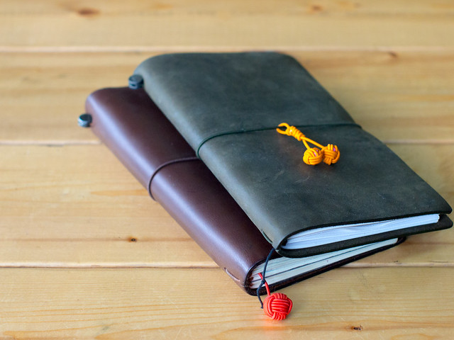 Traveler's Notebook Olive