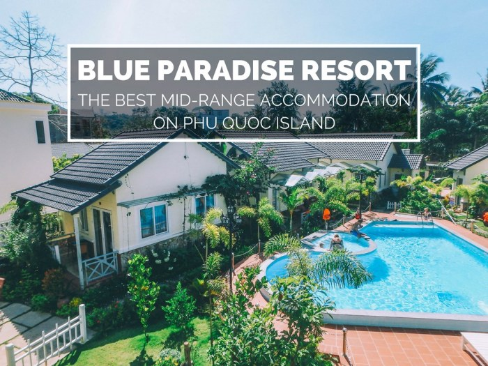 Blue Paradise Resort: The Best Mid-Range Accommodation on Phu Quoc Island, Vietnam