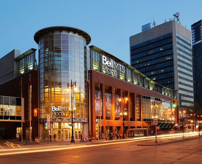 MTS Centre Renamed to Bell MTS Place