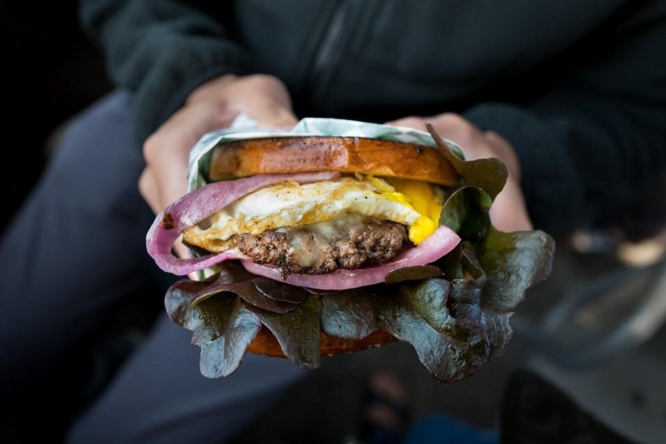 Dad's Luncheonette, Half Moon Bay, California, USA