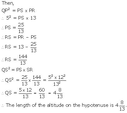 gseb-solutions-for-class-10-mathematics-similarity-and-the-theorem-of-pythagoras-ex(7.1)-2.2