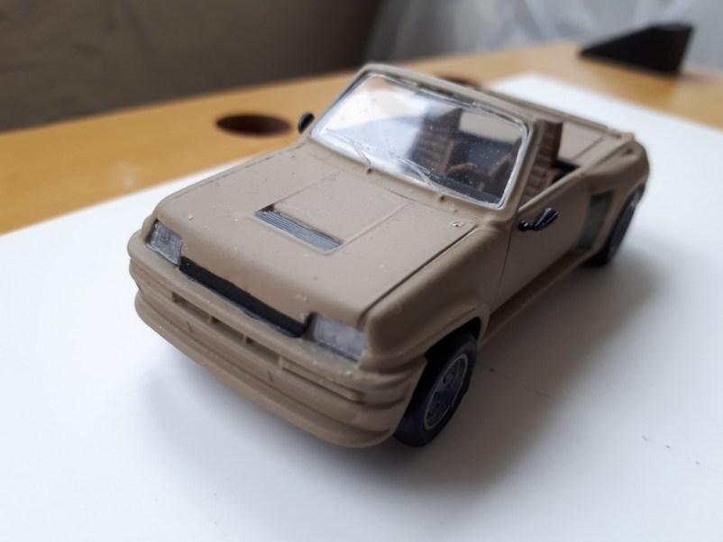 Funky Renault 5