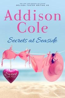 Secrets at Seaside (Sweet with Heat: Seaside Secrets Book 5) by [Cole, Addison]