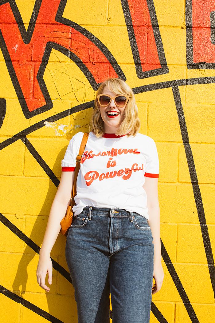 austin fashion blogger writes like a girl luella sisterhood shirt15