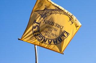 Wo die gelbe Fahne weht…