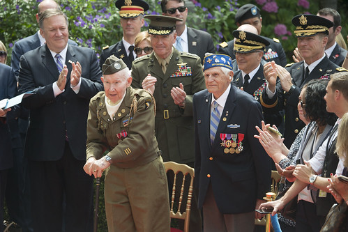 170713-D-PB383-018 | World War 2 veterans are honored in a ...