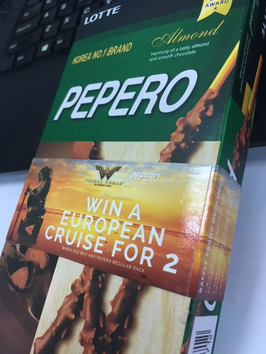 Pepero front