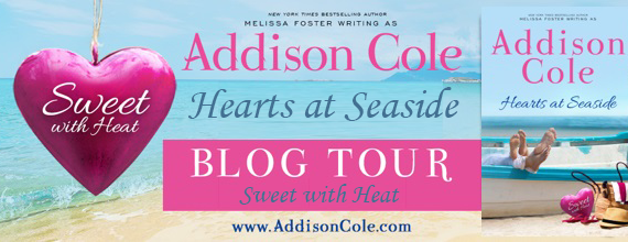 Hearts at Seaside (Sweet with Heat: Seaside Summers)