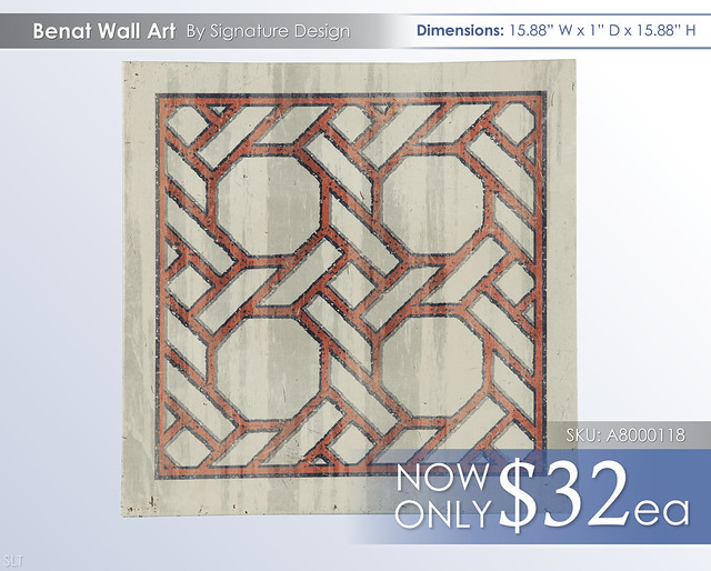 Benat Wall Art A8000118