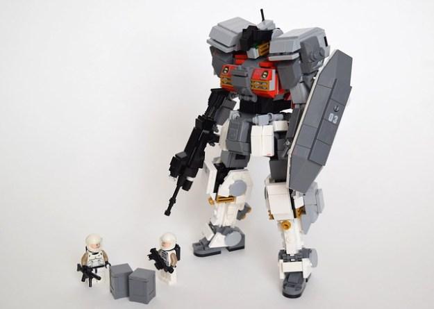 "MCS-022A ""Aardwolf III"" Main Combat System"