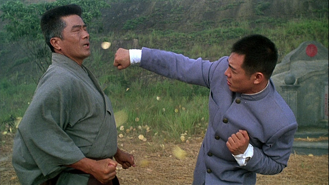 Fist Of Legend Jet Li