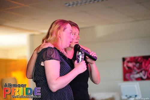 Opening Alkmaar Pride & Nasty Woman