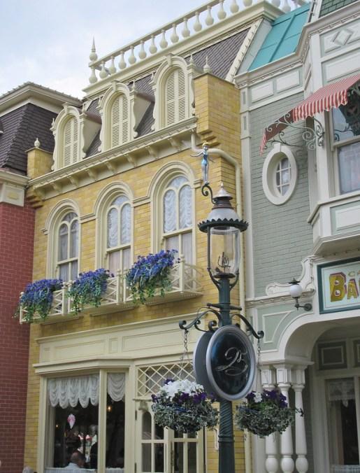 Main Street USA, Disneyland Paris, 25th anniversary