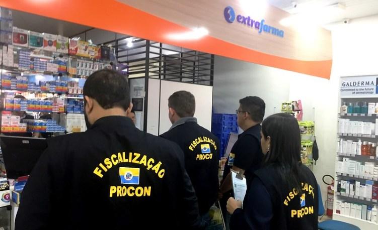 Procon notifica Extrafarma por descumprir Código de Defesa do Consumidor, Extrafarrma, Santarém