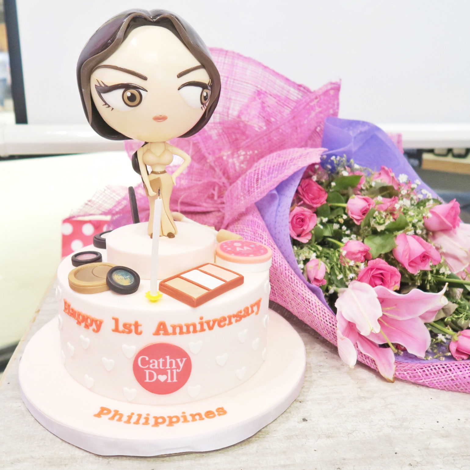 12 Cathy Doll Philippines New Products - Anniversary - She Sings Beauty by Gen-zel