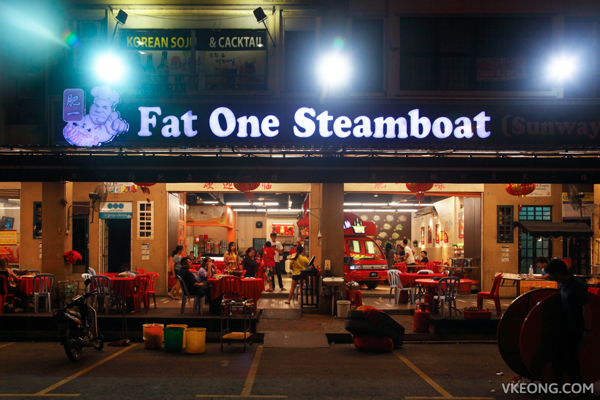 Image result for fat one boy restaurant lok lok