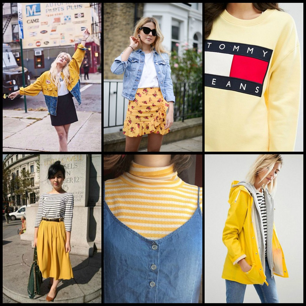 the YELLOW obsession   prettynaive
