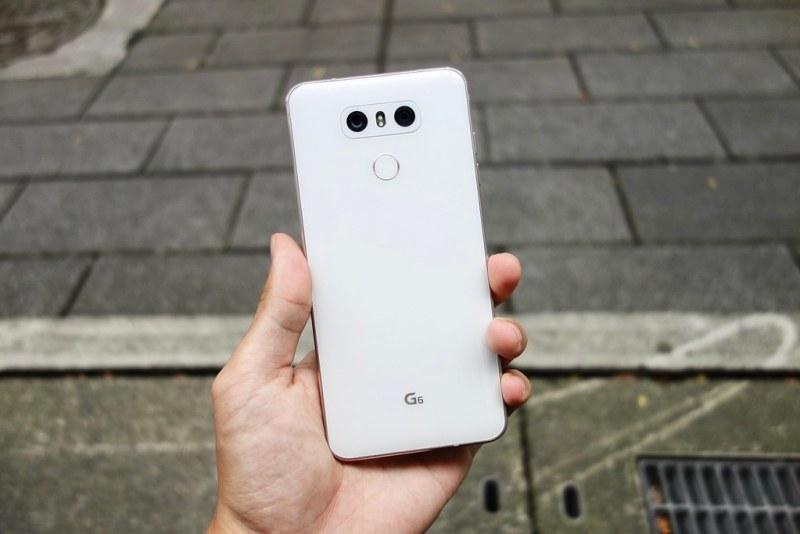 G6 背面