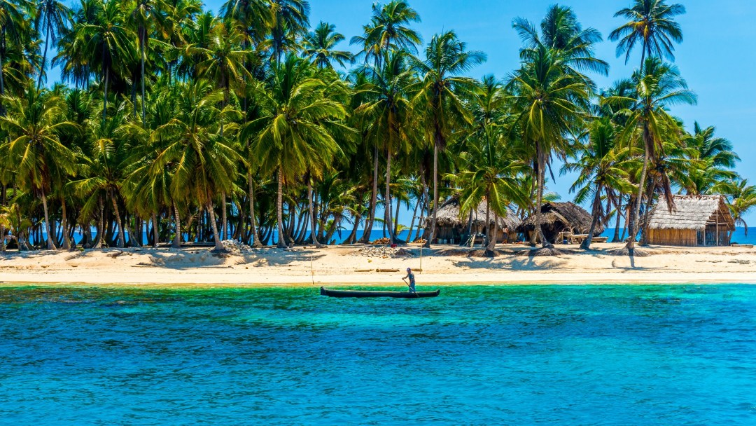 best beaches Panama