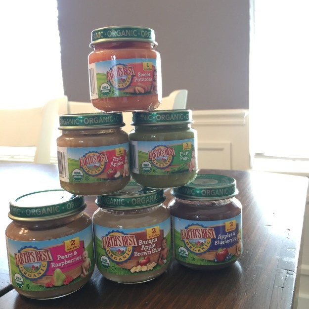 Transitioning to Solids with Earth's Best Organic