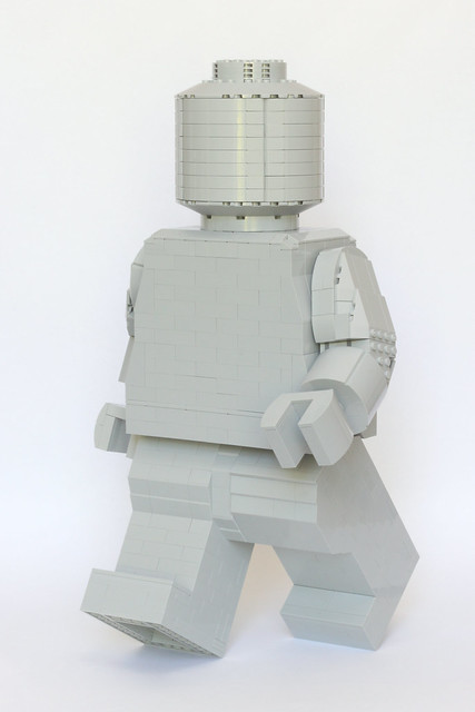 Brick Build Minifigure