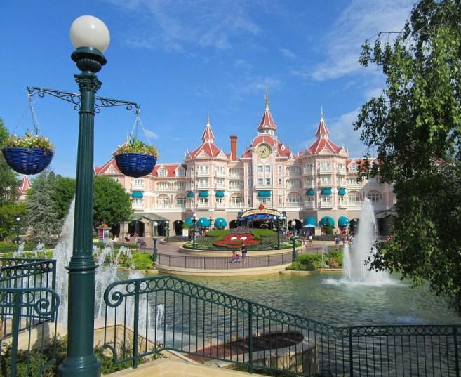 Disneyland Paris 25th anniversary