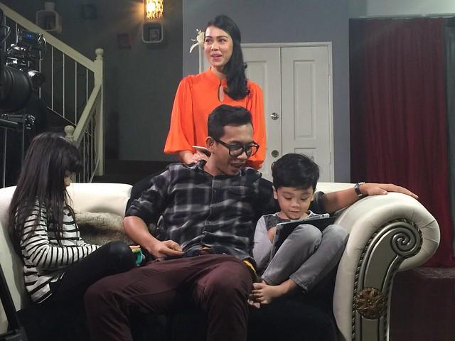 Telemovie Dengan Beetle Kami Beraya di TV1